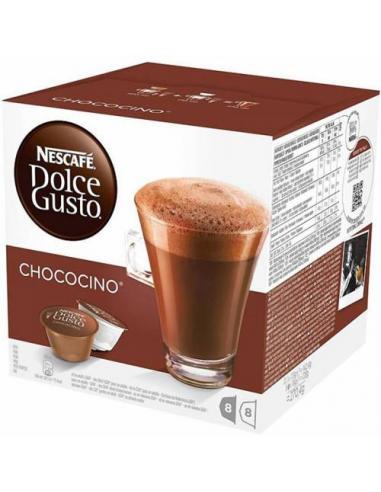Dolce gusto chococino (8+8 capsulas) - Imagen 1