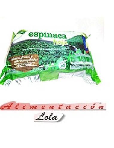Espinaca hoja (400 g) - Imagen 1