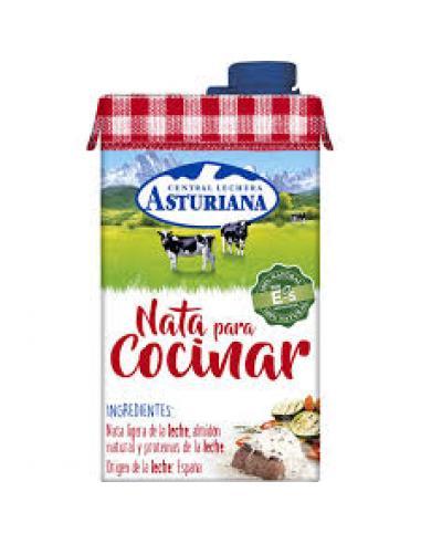 Nata para cocinar asturiana (500 ml) - Imagen 1