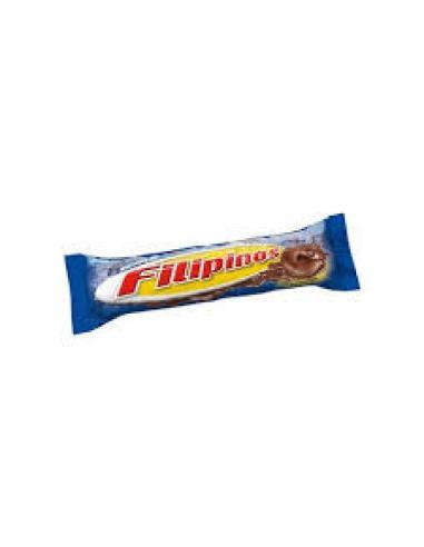 Galletas filipinos chocolate con leche (135 g) - Imagen 1