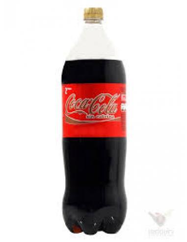 Coca cola sin cafeína 2l (pack 6) - Imagen 1