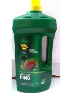 Limpiador ayala pino limpieza que se huele (1.5l) - Imagen 1