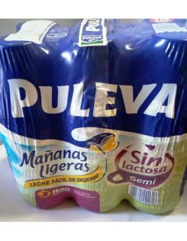 Leche Mañanas Ligeras sin lactosa( 6L) - Imagen 1