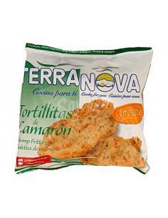 Tortillitas de camarón terranova (0.300 g) - Imagen 1