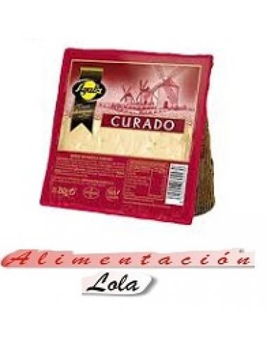 Queso curado Ayala cuña (250g) - Imagen 1