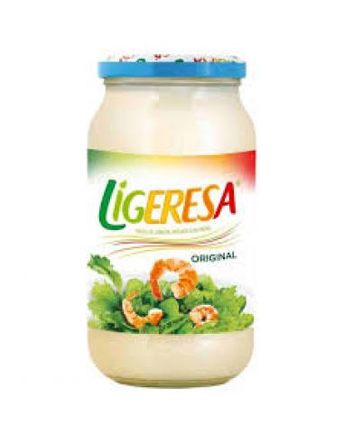 Mayonesa Ligeresa Salsa fina (225ml) - Imagen 1