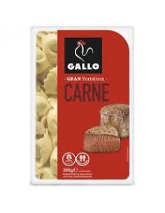 Tortelloni con carne gallo (200g) - Imagen 1