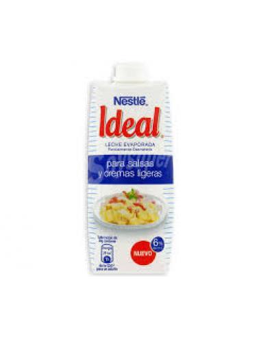 Leche ideal evapo nestles salsas y cremas (525g) - Imagen 1