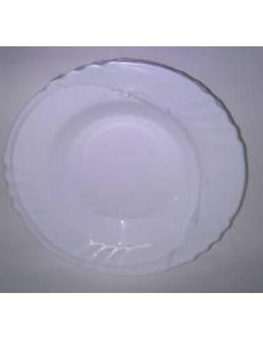 Plato hondo cristal bormioli (pack 6) - Imagen 1