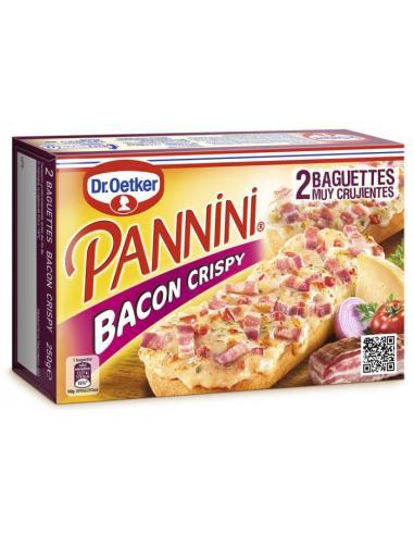 Pannini dr. oetker bacon crispy (2 baguettes) - Imagen 1