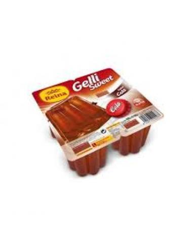 Gelatina Reina Gelli Sweet Cola (pack 4) - Imagen 1