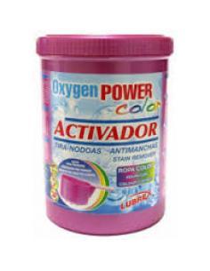 Detergente activador ropa color lubrex (500g) - Imagen 1
