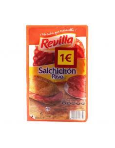 Revilla salchichón pavo sobre (1U) - Imagen 1