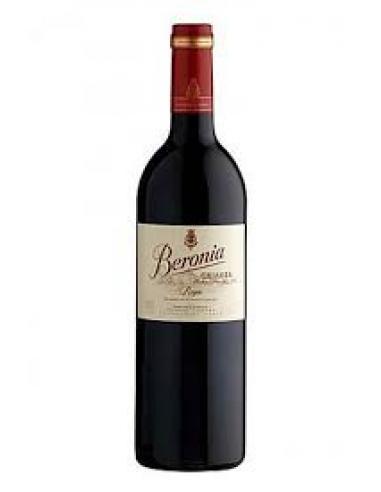 Rioja beronia crianza (2016) - Imagen 1
