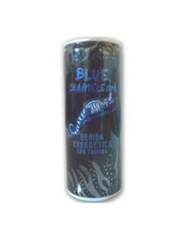 Bebida energética Blue Chamaleon (250 ml) - Imagen 1