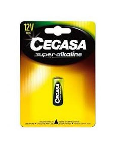 Pilas super alcalina cegasa 8f05 (pack 1) - Imagen 1