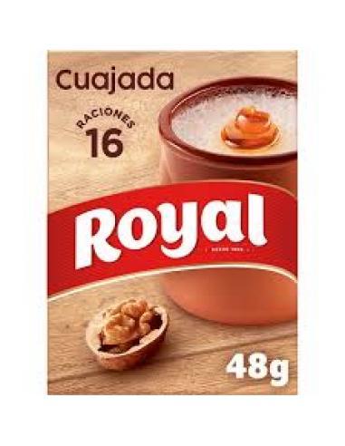 Cuajada royal (48 g) - Imagen 1
