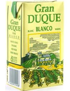 Vino Gran Duque blanco (1l) - Imagen 1