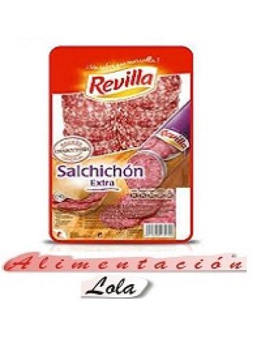 Revilla salchichón extra sobre (90 g) - Imagen 1