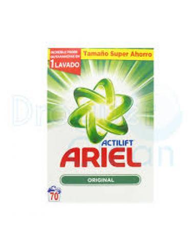 Ariel original en polvo (50 c) - Imagen 1