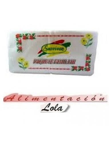 Servilletas Ayala 1 capa (200 servilletas) - Imagen 1