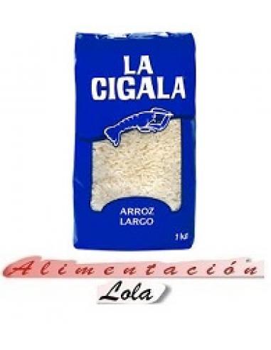 Arroz la cigala (1 kilo largo) - Imagen 1