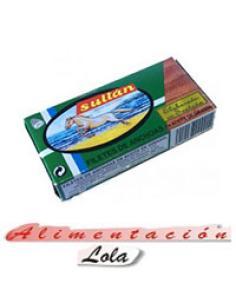 Filete De Anchoas Sultán (45 g) - Imagen 1