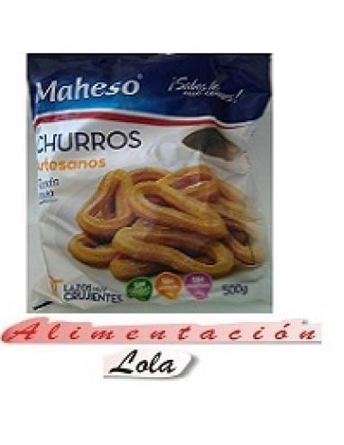 Churros maheso artesanos (500g) - Imagen 1