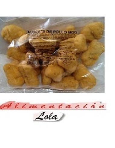 Nuggets de pollo mdd (400g) - Imagen 1