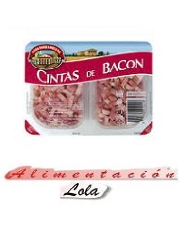 Cintas de bacon Casa tarradellas (2 X100 g) - Imagen 1