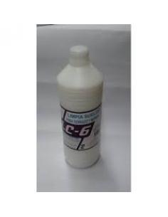 Limpia suelos lc 6 terrazo y mármol (1 litro) - Imagen 1
