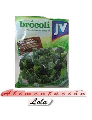 Brócoli JV bolsa (1 kilo) - Imagen 1