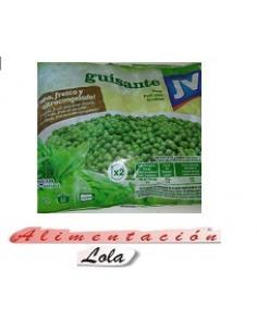 Guisantes JV bolsa (450 g) - Imagen 1
