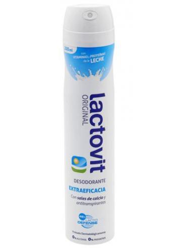 Desodorante lactovit piel sensible (200 ml) - Imagen 1
