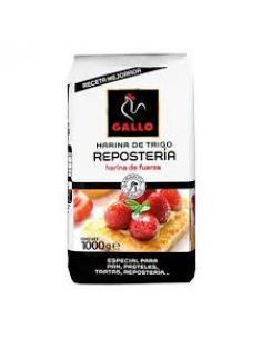 Harina Repostería Gallo (1kg) - Imagen 1
