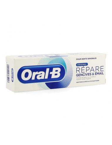Pasta repair oral b (75 ml) - Imagen 1