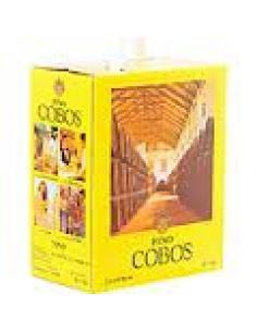 Vino fino cobos (5 litros) - Imagen 1