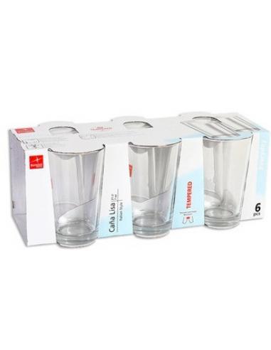 Vaso duralex caña lisa (pack 6) - Imagen 1