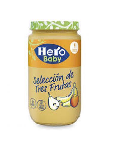 Hero selección de  tres frutas  (235g) - Imagen 1