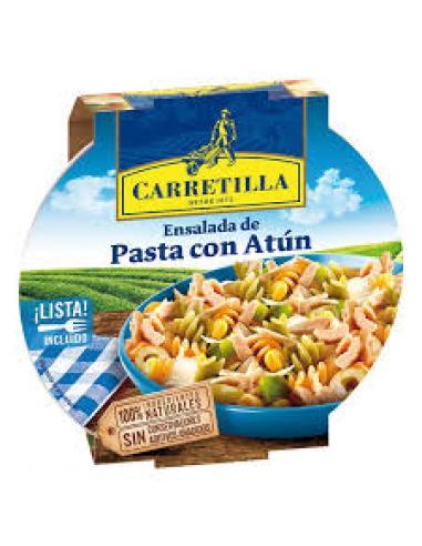 Pasta con atún carretilla (240 g) - Imagen 1