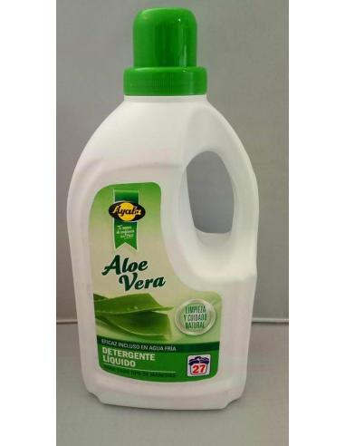 Ayala aloe vera Detergente líquido (2.025l) - Imagen 1