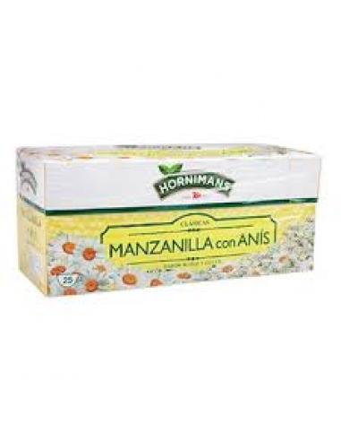 Manzanilla con Anís Hornimans (25 u) - Imagen 1