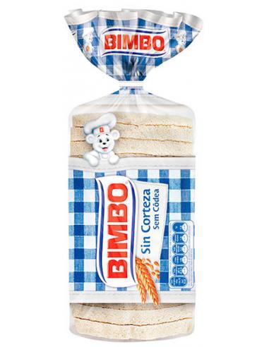 Pan sin corteza Bimbo (450 g) - Imagen 1