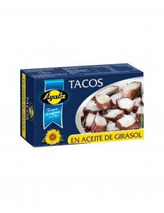 Tacos ayala en aceite de girasol (115g) - Imagen 1