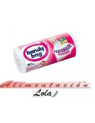 Bolsas albal perfumadas 30 l (18 unidades ) - Imagen 1