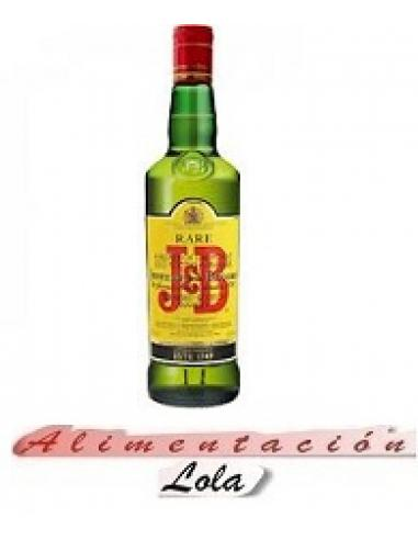 Botelona Whisky jb (0.70 cl) - Imagen 1