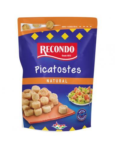 Pan recondo picatostes natural (80g) - Imagen 1