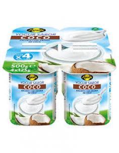 Yogur coco ayala (pack4) - Imagen 1