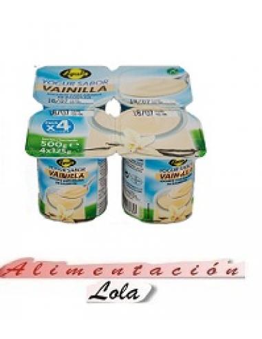 Yogur Ayala sabor pera (pack 4) - Imagen 1