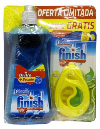 Abrillantador lavavajilla (+ ambientador gratis) - Imagen 1